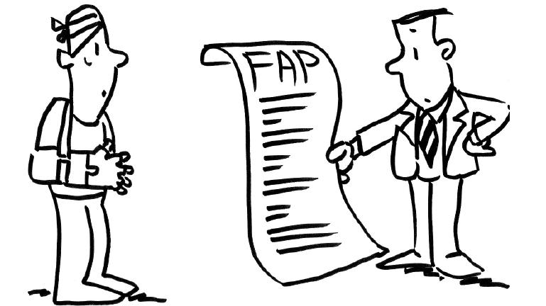 Imagem - O que é FAP? Fator Acidentário Previdenciário
