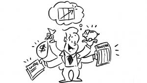 Organização financeira é o primeiro passo para o crescimento