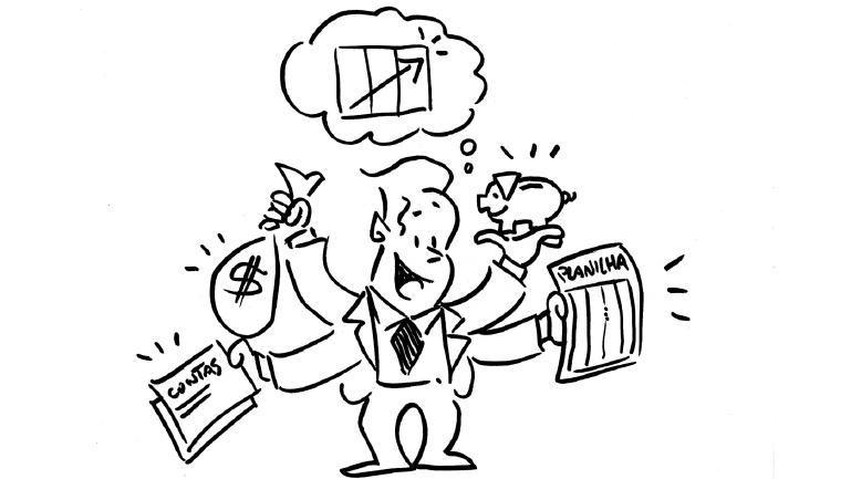 Imagem - Organização financeira é o primeiro passo para o crescimento