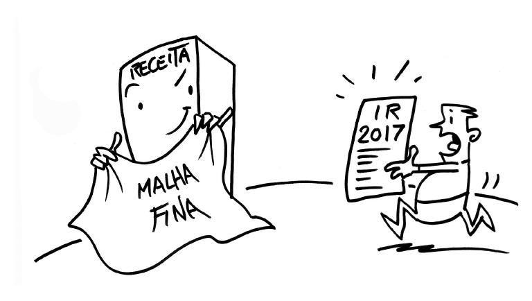 Imagem - Imposto de Renda 2017 – Não caia na malha fina