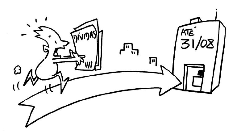 Imagem - Regularização de dívidas com amortização de juros e multa – Prazo 31/08