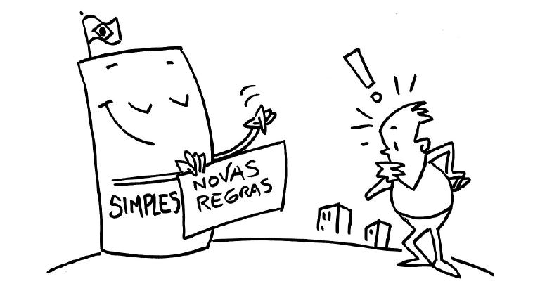 Imagem - Simples Nacional – Novas Regras – Fique atento!