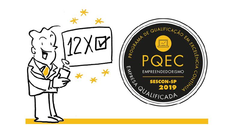 Imagem - Person Certificada pelo PQEC pelo 12° Ano Consecutivo